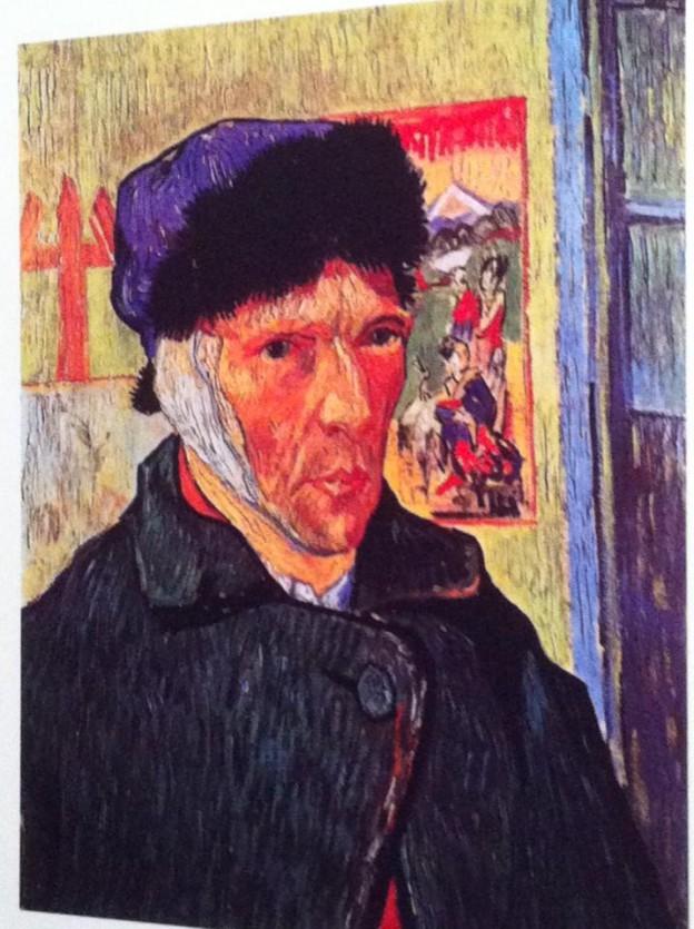 Van Gogh Alive, mostra Torino