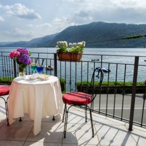 Lago d'Orta e lago Maggiore